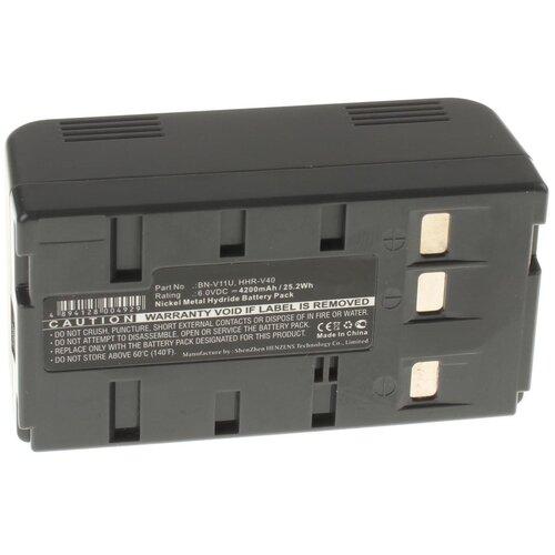 Фото - Аккумулятор iBatt iB-U1-F178 4200mAh для JVC GR-SXM50E, GR-FX18E, GR-SX210A, GR-SX26E, GR-SX24, GR-AX210, GR-FX12, GR-FXM42E, GR-SXM260U, GR-AX200, GR-AX201, GR-AX827, GR-FX17E, GR-FXM40E, GR-FXM41E, GR-AX400, аккумулятор ibatt ib u1 f178 4200mah для jvc gr sxm50e gr fx18e gr sx210a gr sx26e gr sx24 gr ax210 gr fx12 gr fxm42e gr sxm260u gr ax200 gr ax201 gr ax827 gr fx17e gr fxm40e gr fxm41e gr ax400