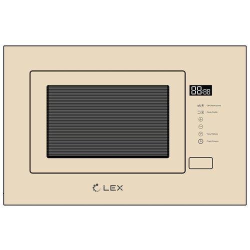 Микроволновая печь встраиваемая LEX BIMO 20.01 IV
