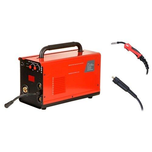 Сварочный аппарат Fubag Irmig 160 (38607.2) + горелка FB 150 3m (38440) горелка для полуавтомата fubag fb 150 5m