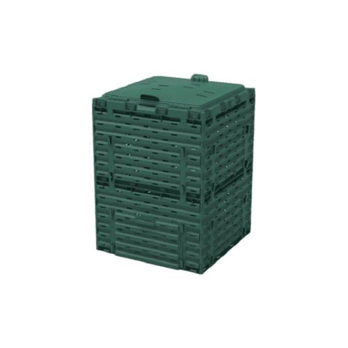 Компостер Piteco, зеленый, 300 литров