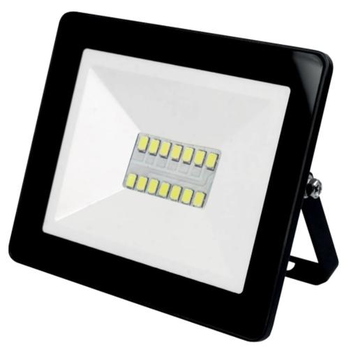Прожектор светодиодный уличный SDO1-20-6К PRO 20 Вт 6500K IP55, холодный белый свет