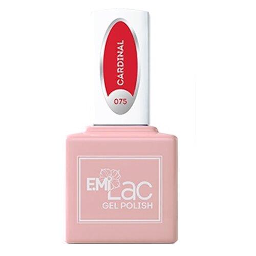 Купить Гель-лак для ногтей E.Mi Dolce Vita, 6 мл, 075 кардинал
