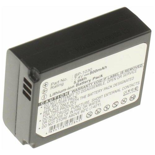 Фото - Аккумулятор iBatt iB-U1-F323 850mAh для Samsung NX1000, NX300, NX1100, NX210, NX200, аккумулятор ibatt ib u1 f428 1180mah для gopro hd hero3 hd hero3