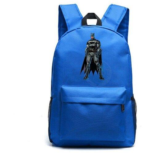 Рюкзак DC синий №1