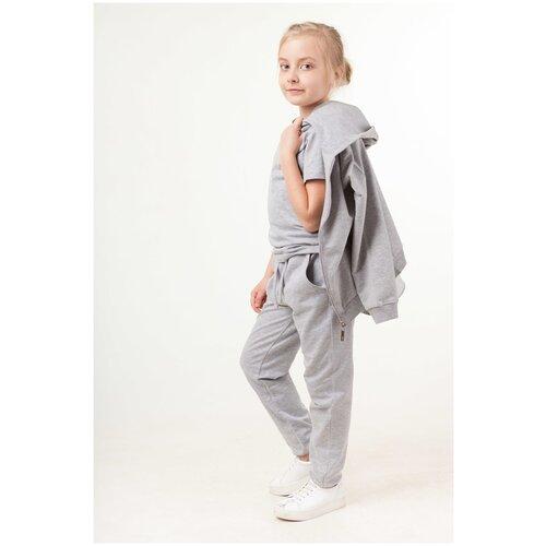 Спортивный костюм Batik размер 104, серый