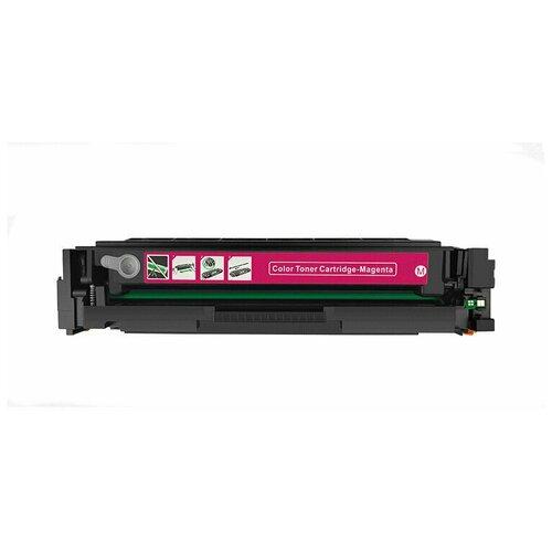 Картридж GalaPrint W2033X HP 415X (без чипа), Magenta (пурпурный), для лазерного принтера, совместимый