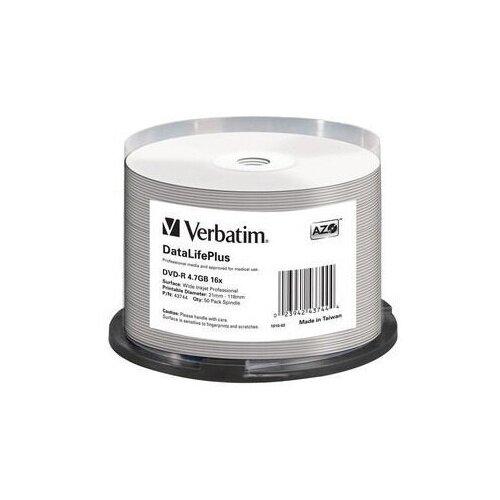 DVD-диск Verbatim DVD-R (43755)