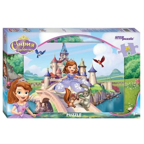 Пазл Step Puzzle 24 Принцесса София