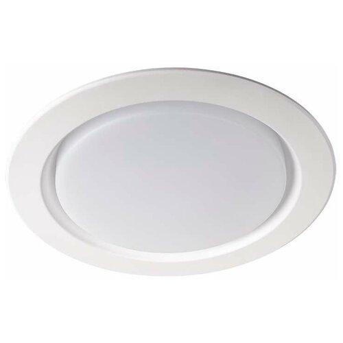 Настенно-потолочные светильники JazzWay Светильник PLED DL5 24Вт 4000К WH IP40 Jazzway 5026506