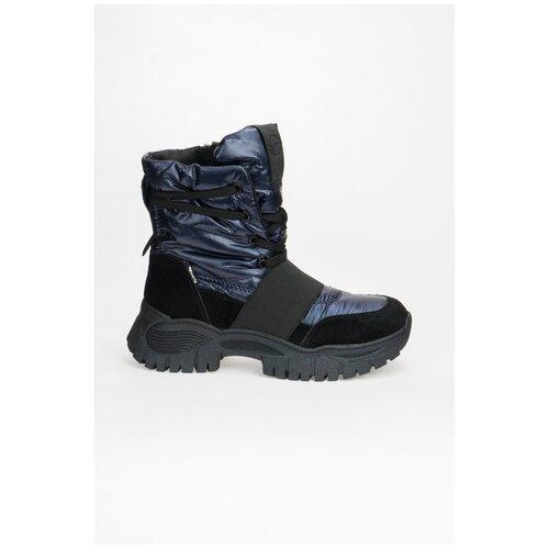 ботинки tamaris Ботинки Tamaris , размер 40 , синий
