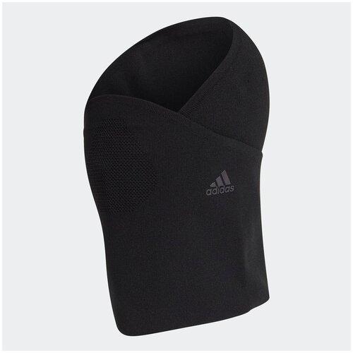 Шарф Adidas Fi Neck Warmer Черный OSFM DY1967