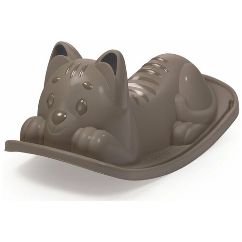 Качели-балансир одноместные Кошка серый Smoby 830105