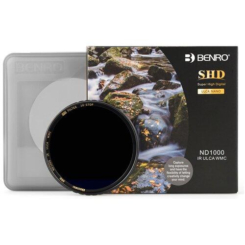Фото - Benro SHD ND1000 IR ULCA WMC ? 52 мм светофильтр нейтрально-серый светофильтр benro shd nd8 ir ulca wmc 77 mm