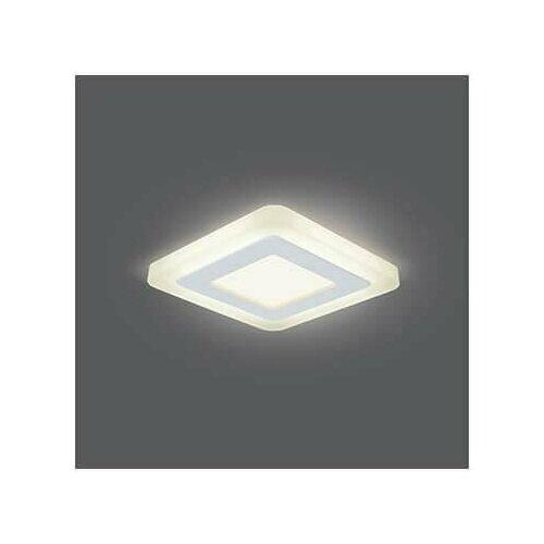 Фото - Встраиваемый светодиодный светильник Gauss Backlight BL120 светильник gauss встраиваемый светодиодный backlight bl114