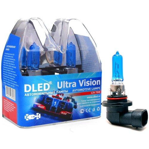 Автомобильные лампы HB3 9005 75W 4300K DLED