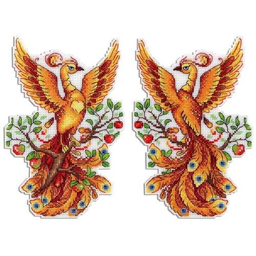 Набор для вышивания крестиком Жар-птица
