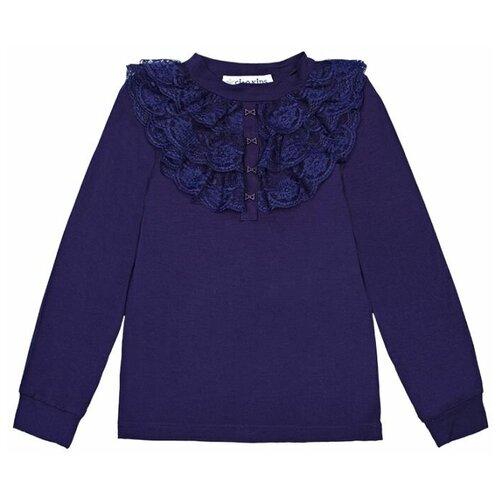 Купить Блузка Ciao Kids Collection размер 14 лет, синий, Рубашки и блузы