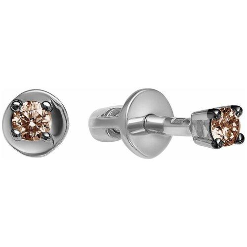 Vesna jewelry Серьги 4039-256-09-00 vesna jewelry серьги 2608 256 09 00