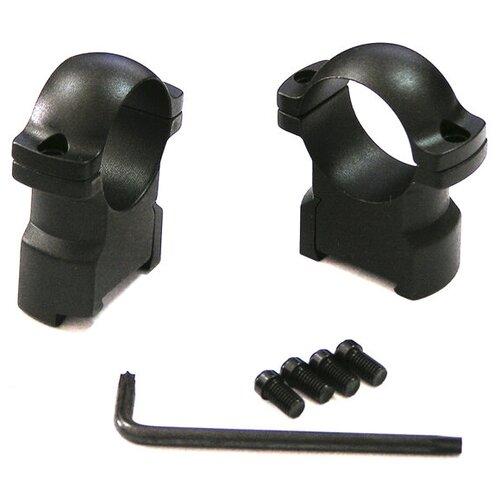 Небыстросъемные кольца Leupold для CZ-550 на 26 мм, высокие 61750