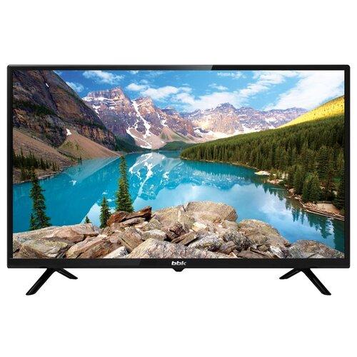 "Телевизор BBK 32LEX-7250/TS2C 32"" на платформе Яндекс.ТВ, черный"