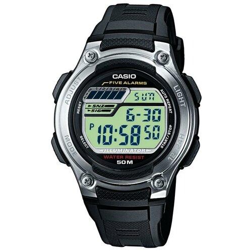 Наручные часы CASIO W-212H-1A наручные часы casio w 217h 1a