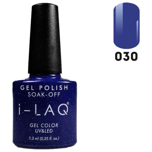 Фото - Гель-лак для ногтей I-LAQ Gel Color, 7.3 мл, 030 i laq гель лак 020