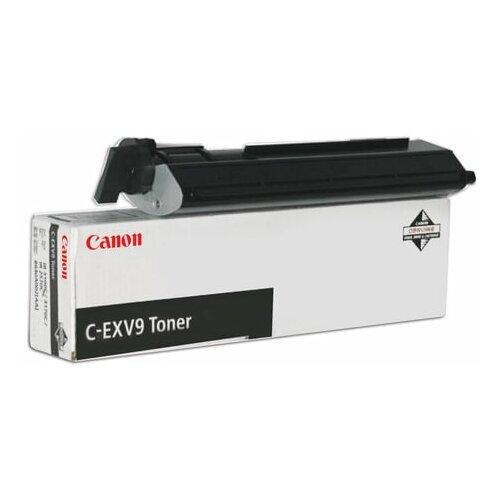 Тонер CANON (C-EXV9BK) iR 2570/3100/3170/3180 черный оригинальный ресурс 23000 стр. 8640A002 1 шт.