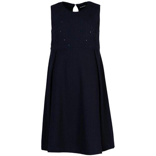 Сарафан Gulliver размер 158, синий сарафан gulliver размер 158 черный