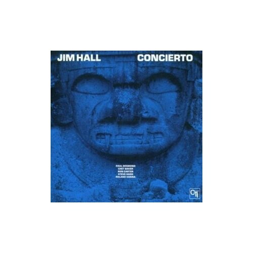 Компакт-диски, LEGACY, HALL, JIM - Concierto (CD)