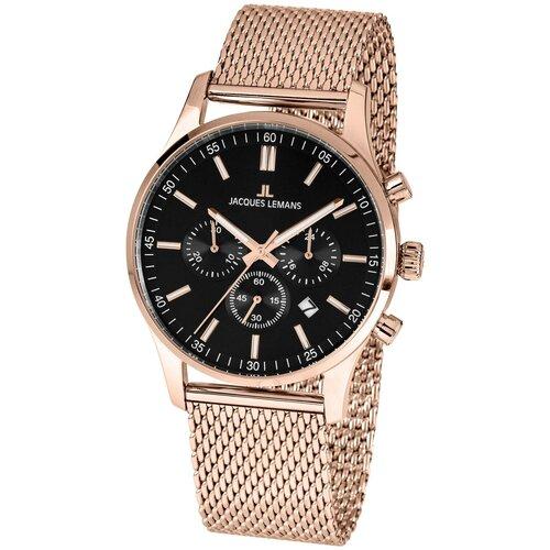 Фото - Наручные часы JACQUES LEMANS 1-2025i наручные часы jacques lemans 1 2068b