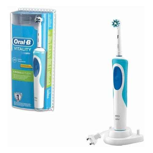 Зубная щетка электрическая ORAL-B (Орал-би) Vitality Cross Action D12.513 блистер 1 шт.