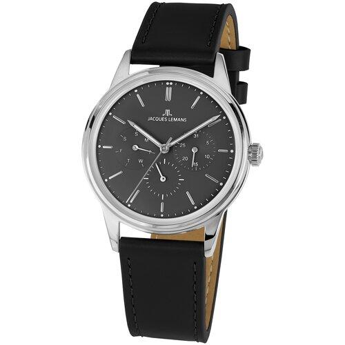 Фото - Наручные часы JACQUES LEMANS 1-2061A наручные часы jacques lemans 1 2094d