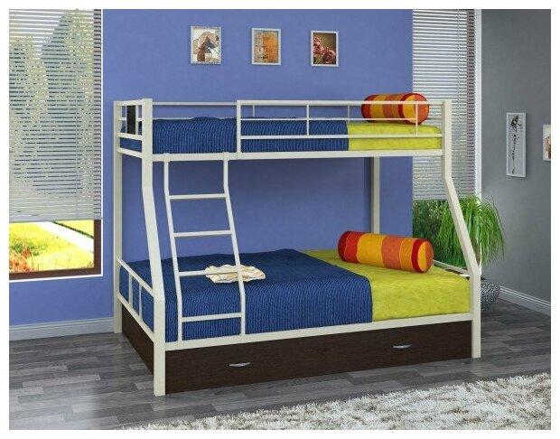 Двухъярусная кровать Гранада — купить по выгодной цене на Яндекс.Маркете
