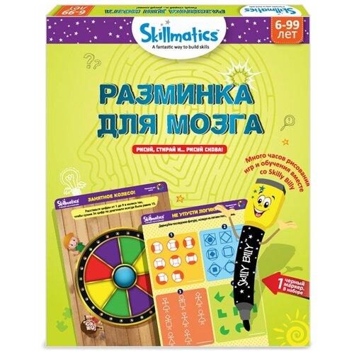 Купить Настольная игра Skillmatics Разминка для мозга, Настольные игры