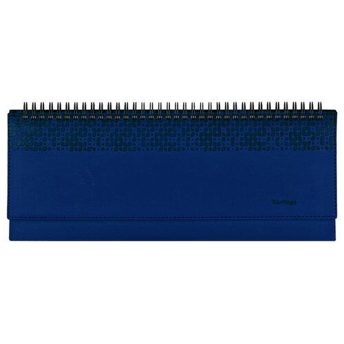 Фото - Планинг Berlingo Vivella Prestige недатированный, искусственная кожа, 64 листов, синий планинг attache 129427 недатированный 53 листов синий