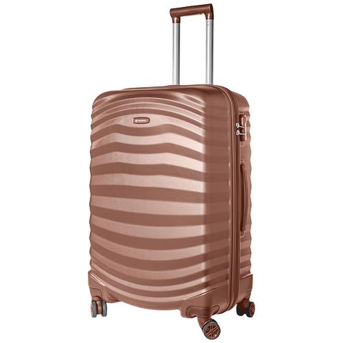 Турецкий чемодан Delvento модель Lessie Rose 78 см, 98л