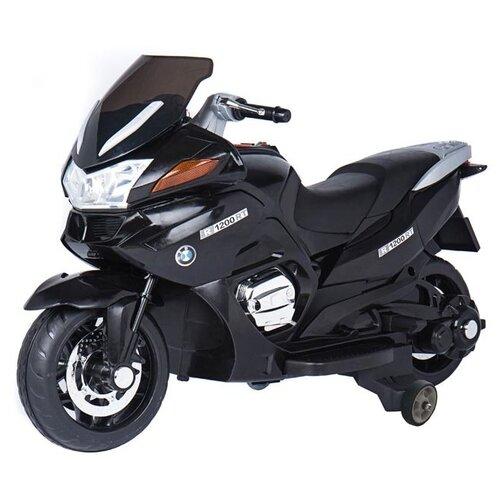 RT Мотоцикл BMW, black, Электромобили  - купить со скидкой