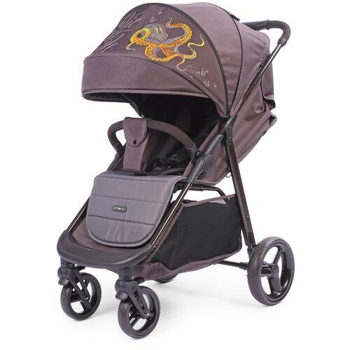 Фото - Прогулочная коляска Happy Baby Ultima V2 X4, octopus прогулочная коляска happy baby umma pro coral