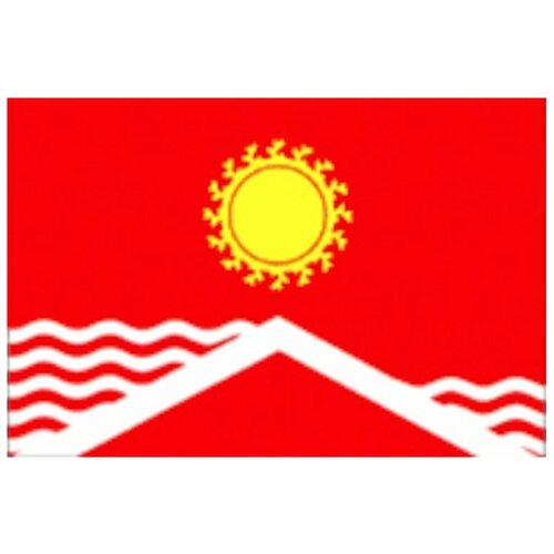 Флаг Светлогорска (Красноярский край)