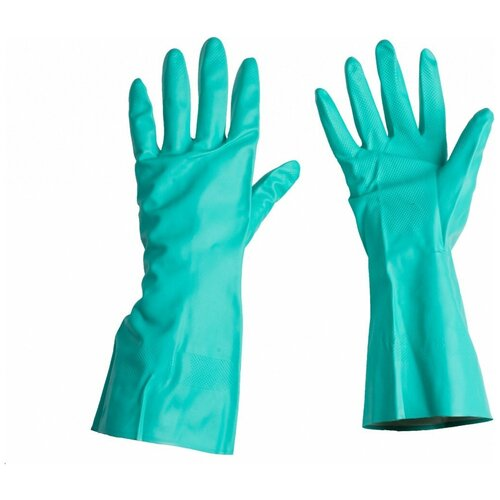 Перчатки Listok нитриловые с хлопковым покрытием М 1