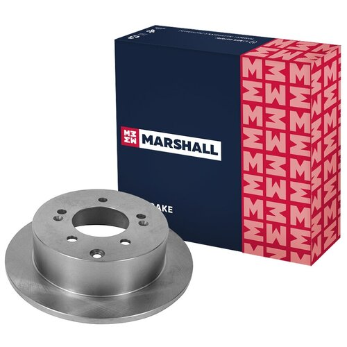 Тормозной диск задний MARSHALL M2000503 для Kia Cerato II, III 09-, Kia Soul (AM) 09- </div> <div class=
