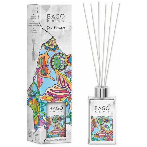 Диффузор ароматический BAGO home Лавровые цветы 75 мл