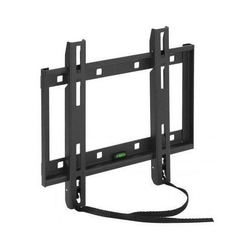 Фото - Holder Кронштейн Holder LCD-F2608-B черный для ЖК ТВ 22-47 настенный от стены 23мм наклон 0° VESA 200x200 до 30кг алмазный диск makita 230х22 23мм b 28036