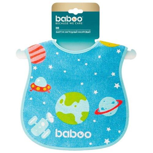 Фартук нагрудный, махровый Baboo Space