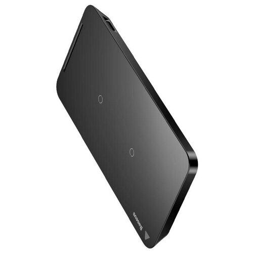 Фото - Беспроводная сетевая зарядка Baseus Multifunctional Wireless Charging Pad, черный беспроводная сетевая зарядка baseus whirlwind desktop wireless charger черный