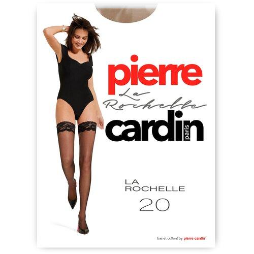 Чулки Pierre Cardin La Rochelle, Basic Line, 20 den, размер II-S, visone (бежевый)