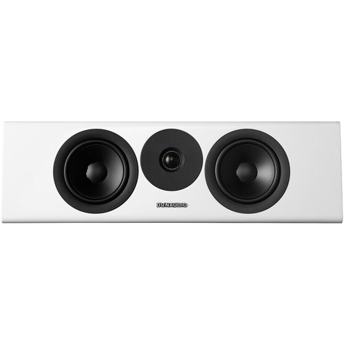 Полочная акустическая система Dynaudio Evoke 25C white high gloss