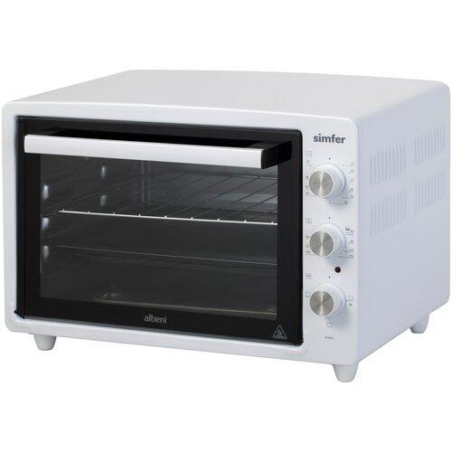 Мини-печь Simfer Albeni Comfort M3402/M3426/M3428 белый