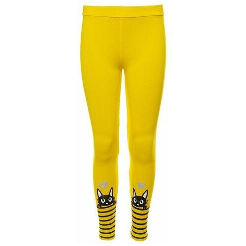 Фото - Легинсы M&D М1346 размер 92, желтый легинсы fun time размер 92 серый