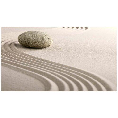 Супермоющиеся антивандальные фотообои Антимаркер, След в Пустыне, 2-А-254, 270х150 см